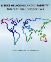 Issues of Ageing and Disability: International Perspectives cover