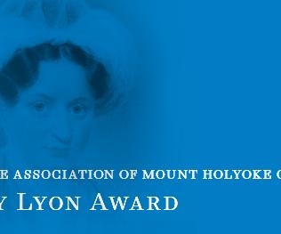 Mary Lyon Award