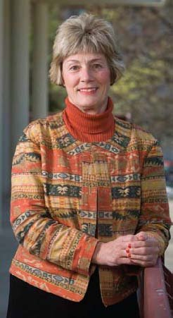 Former Massachusetts Representative Linda Melconian '70