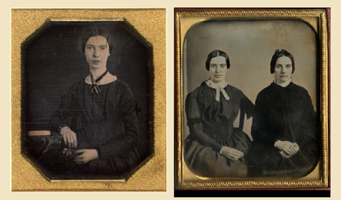 Daguerrotypes of Emily Dickinson