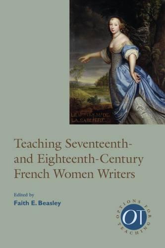 Teaching 18C writers