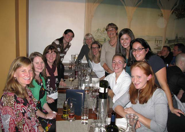 Alumnae in Ireland