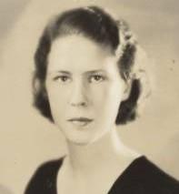 portrait: Virginia Hamilton Adair