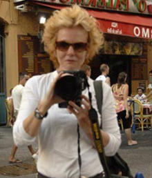 Photographer Pat Swain