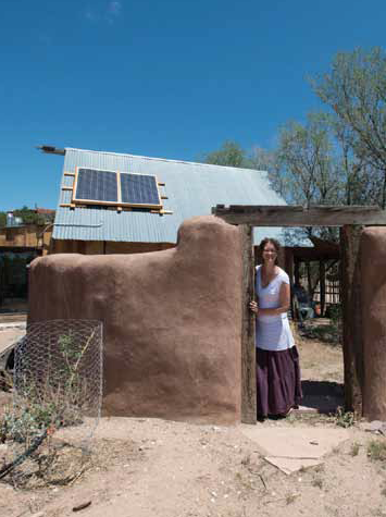 Home of Sarah M. Sarasvati Cutler '03 (interior)