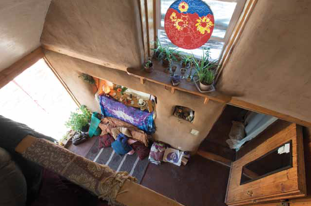 Home of Sarah M. Sarasvati Cutler '03