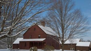home of Gemma Carbonneau Baker '60