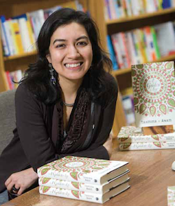 Author Tahmima Anam '97