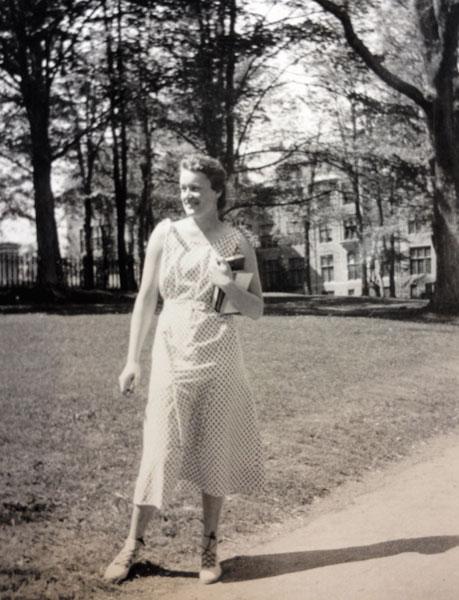 Annette Mowatt Ransom '36