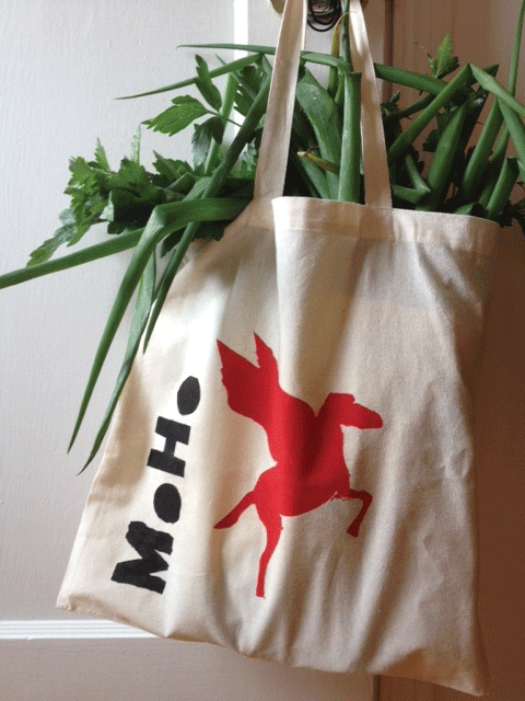NorCal Tote Bags