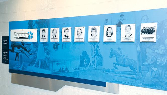 Athletics Hall of Fame
