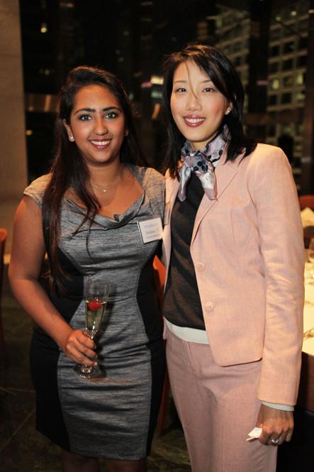 Mount Holyoke alumnae in Hong Kong