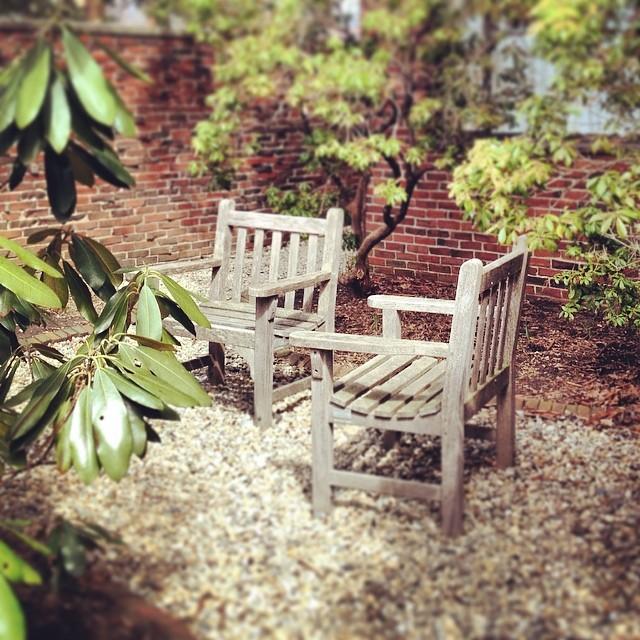 1837 garden