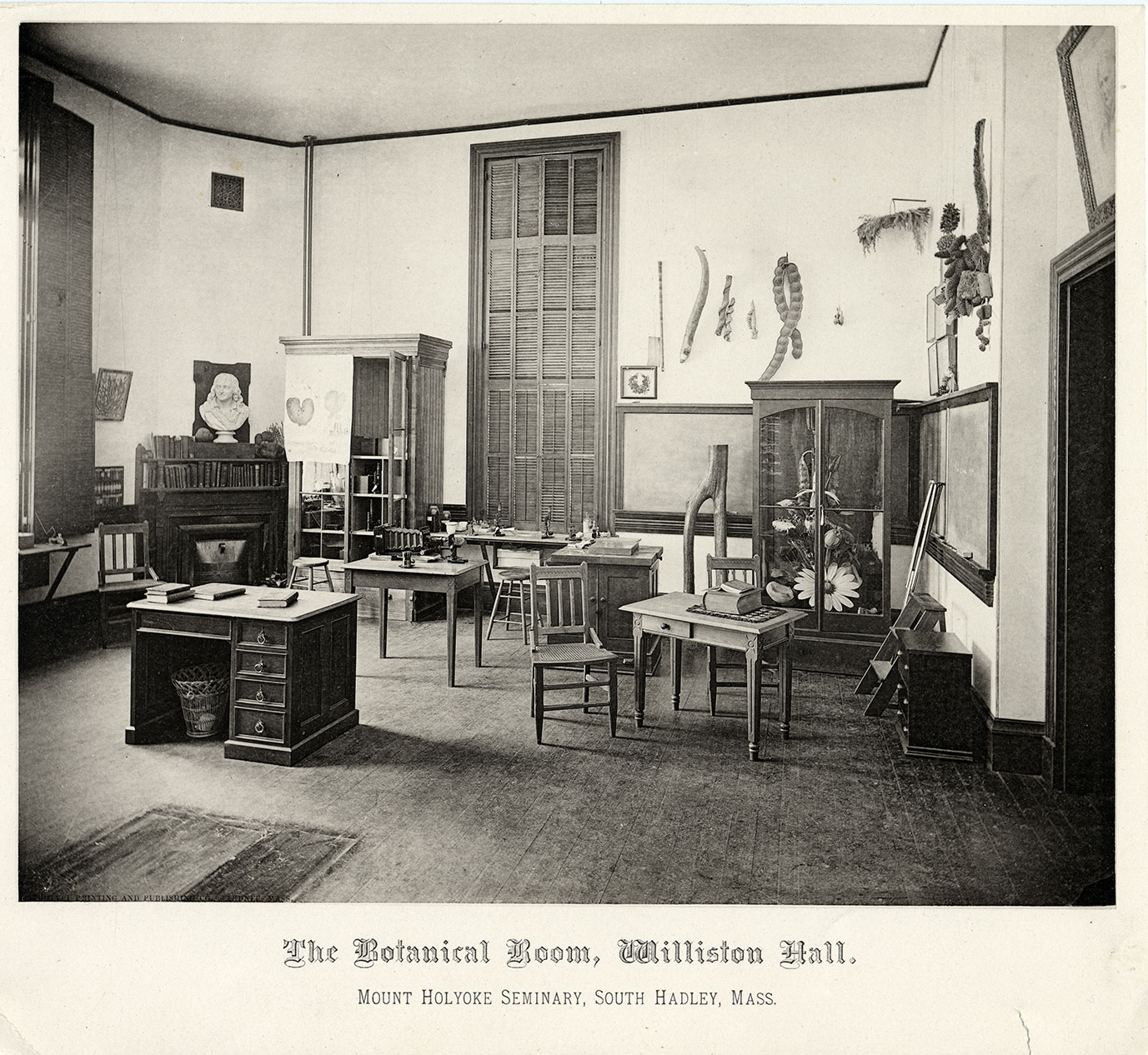 Williston Hall, 1890s