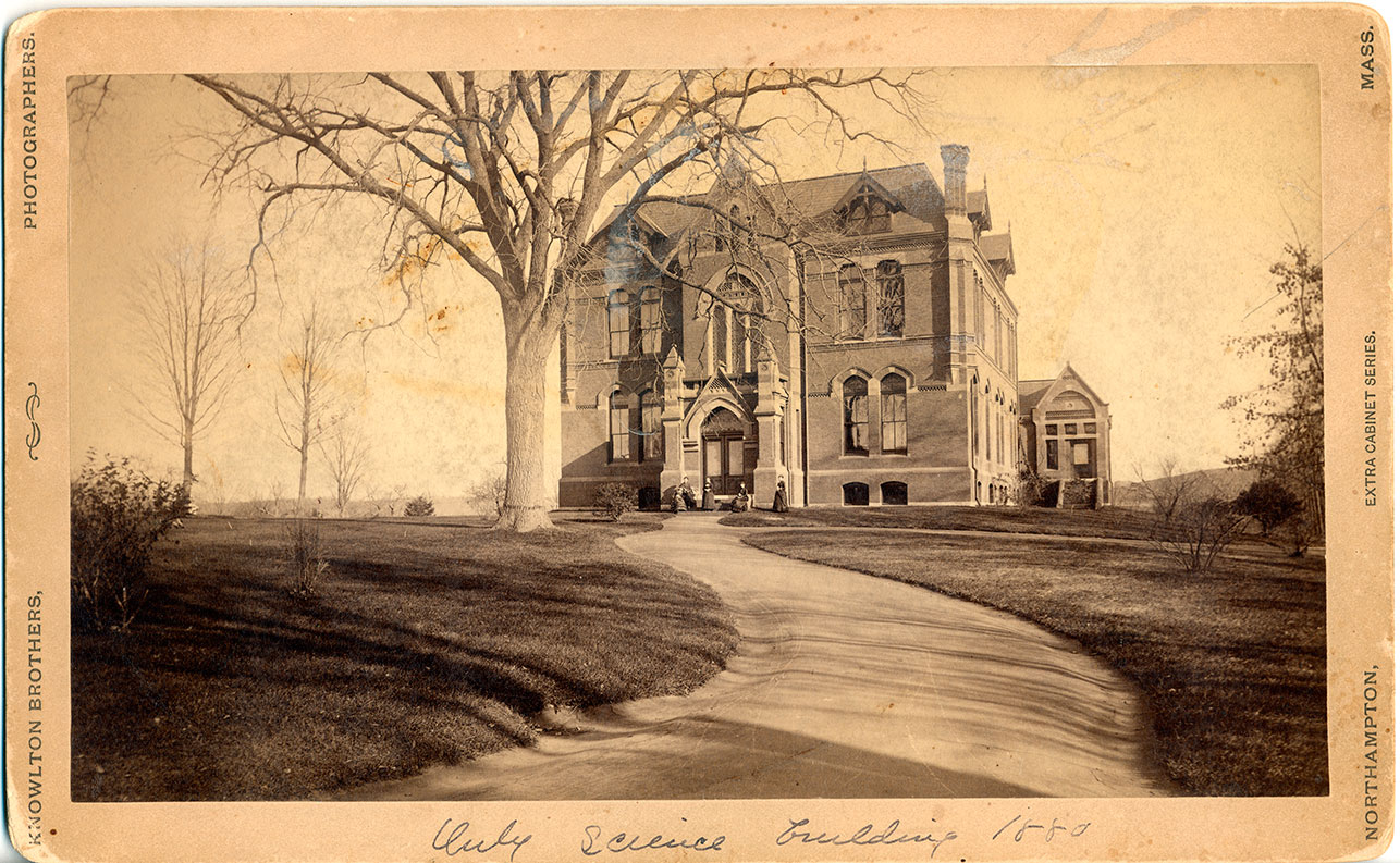 Williston Hall, 1880