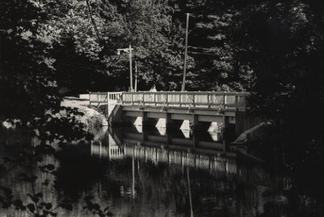 Bridge Over Lower Lake (Archives & Special Collections)