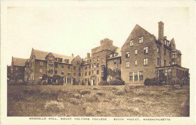 Mandelle Hall, 1923