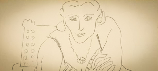 Matisse Exhibit at Mount Holyoke