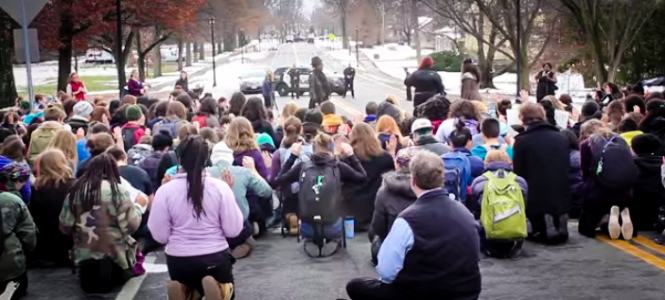 Mount Holyoke Ferguson Protests