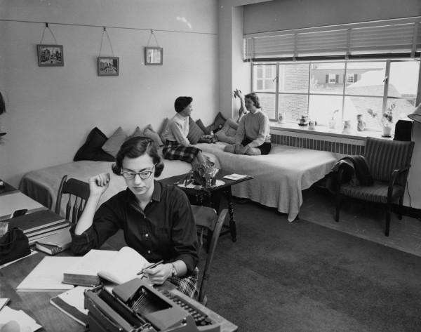 Buckland Hall 1956