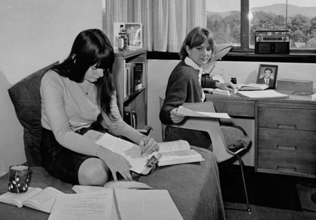 Roswell Gray Ham Hall 1965