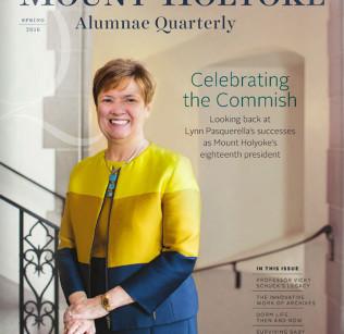 Quarterly cover spring 2016