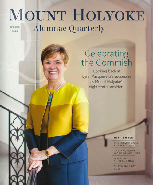 Quarterly cover spring 2016