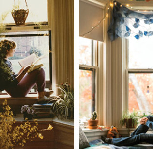 Dorm windows
