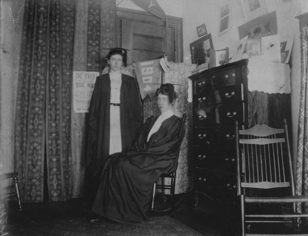 Mary Wilder Hall 1904