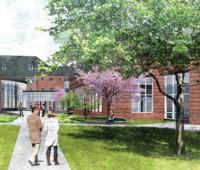 Community Center sketch