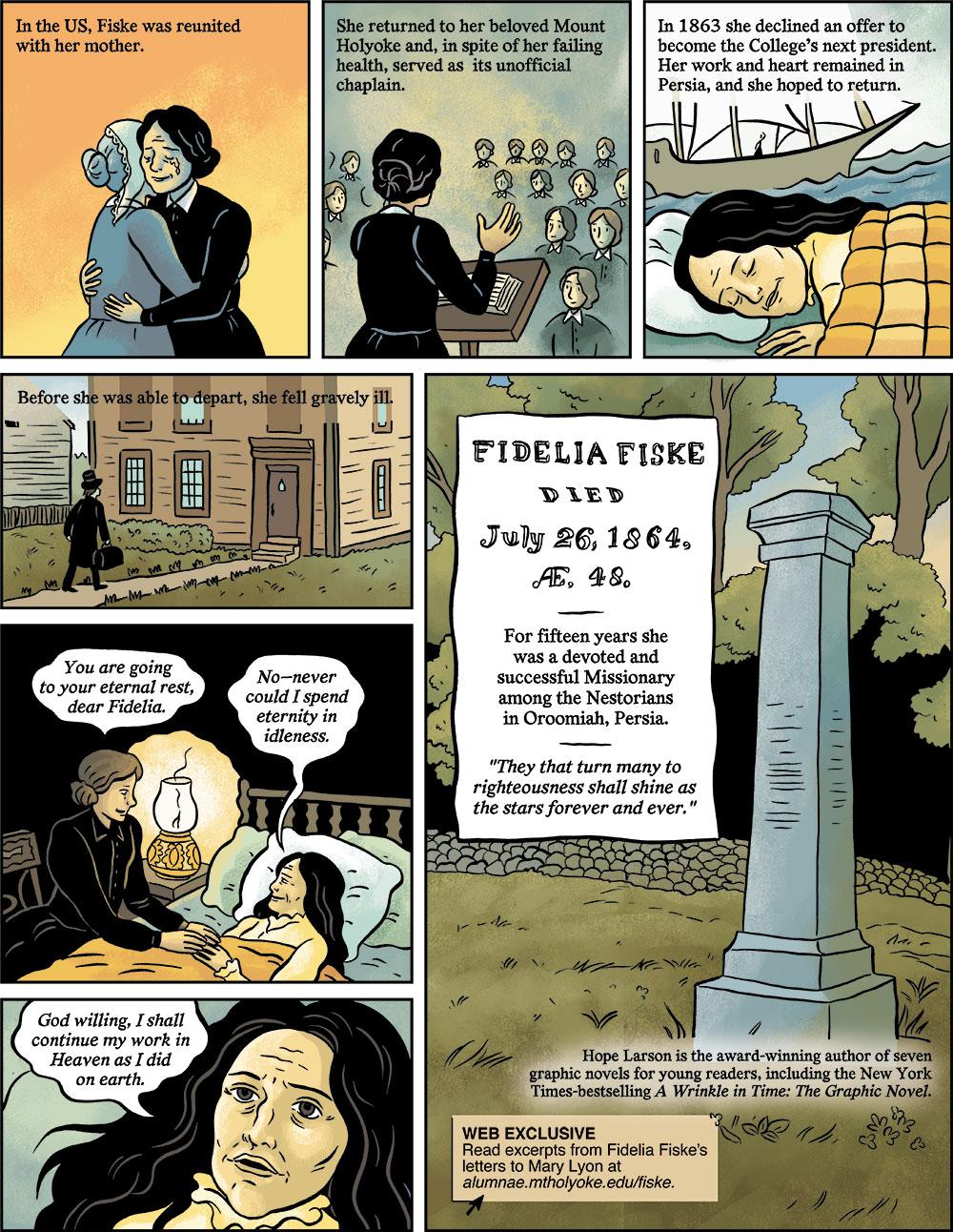 Fidelia Fiske