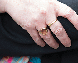 Sonya's ring