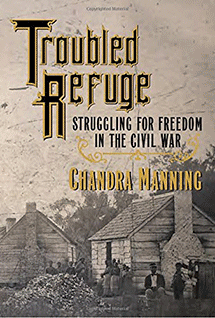Troubled Refuge by Chandra Manning '93
