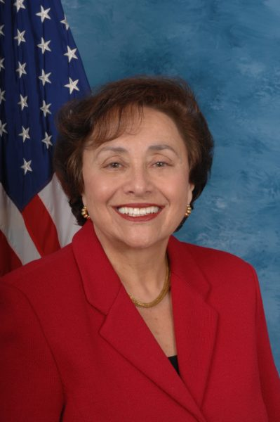 Representative Nita Lowey. Photo: public domain