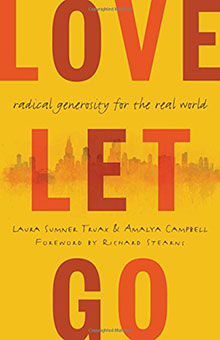 Love Let Go book cover