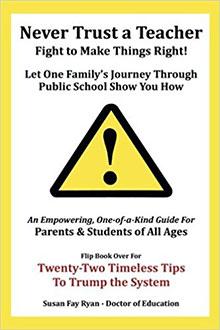 Never Trust a Teacher book cover