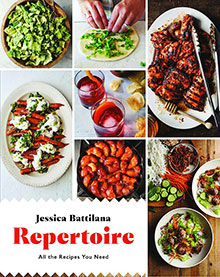 Repertoire book cover