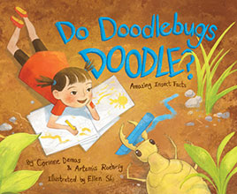 Cover of Do Doodlebugs Doodle?
