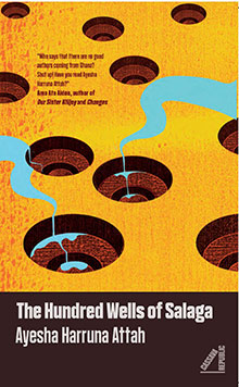 Cover of The Hundred Wells of Salaga