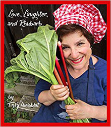 Cover of Love, Laughter, and Rhubarb
