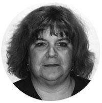 Headshot of Pamela Wohlgemuth