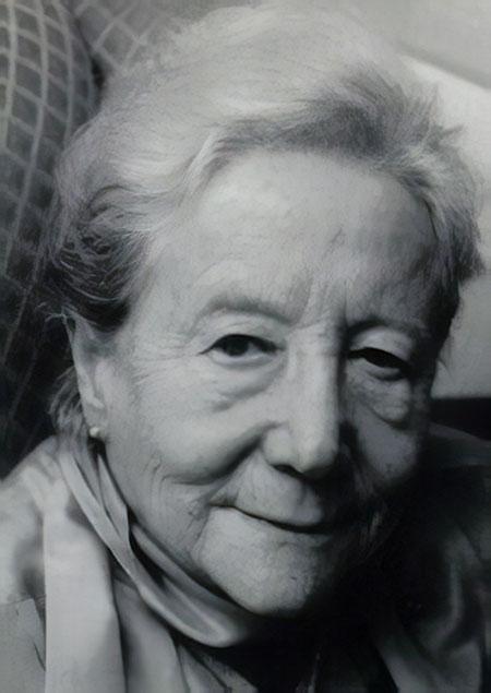 Headshot of Florence Wald