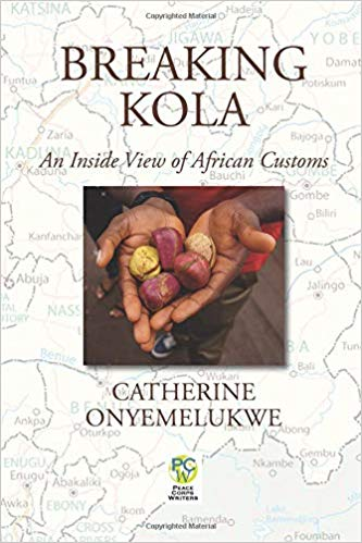 Cover of Breaking Kola: An Inside View of African Customs