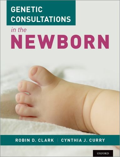Cover of Genetic Consultations in the Newborn
