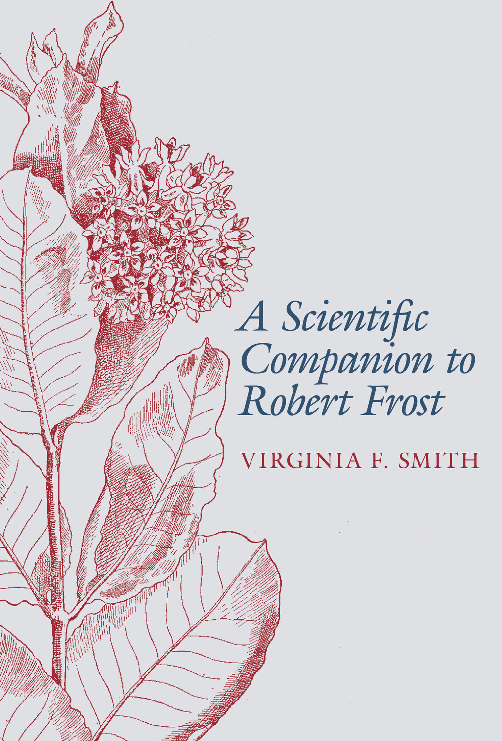 Cover of A Scientific Companion to Robert Frost