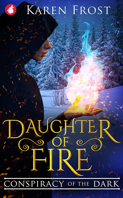Cover of Daughter of Fire: Conspiracy of Darkness