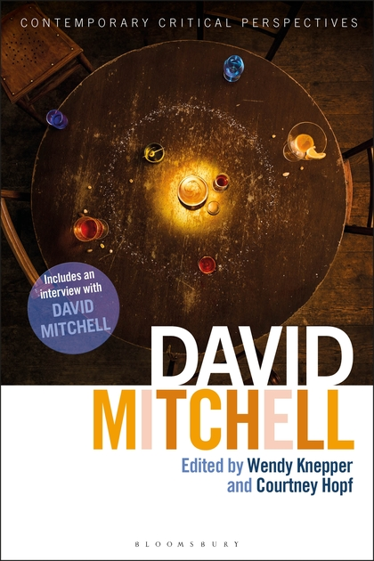 Cover of David Mitchell: Contemporary Perspectives