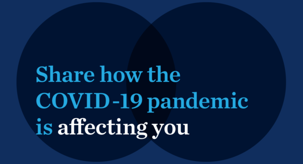 Share how the COVID-19 pandemic is affecting you. We'd love to hear how you are doing. Email us at quarterly@mtholyoke.edu